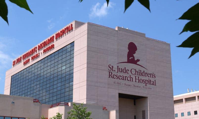 St.Jude Childrens Hospital