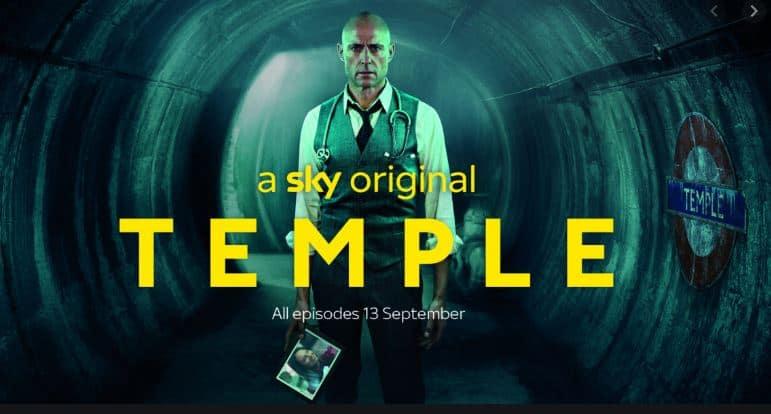 Temple - a sky original - promotional image